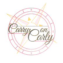 Carry on Carly | Logo