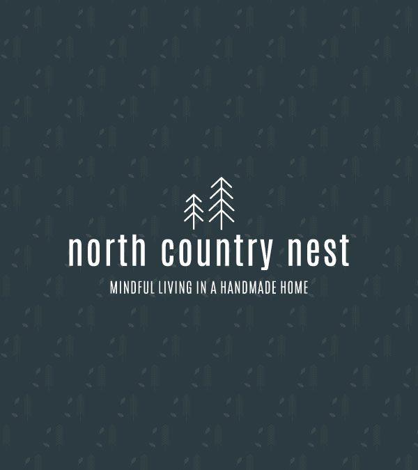 North Country Nest   Branding