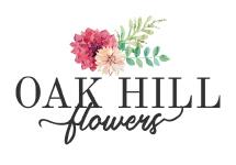Oak Hill Flowers | Logo