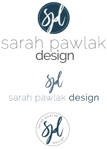 Sarah Pawlak Design | Logo