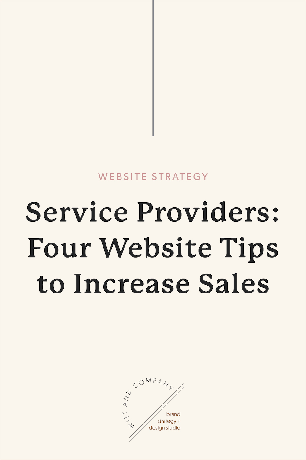 Four Ways to Improve Your Website So You Can Book More Clients