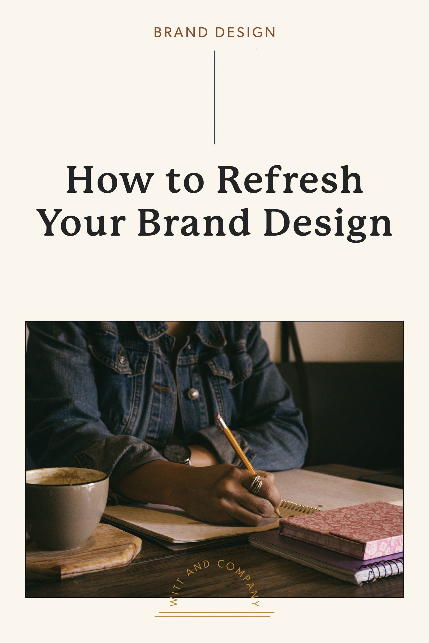 Five Easy Ways to Update Your Brand Design When it Needs a Little Refresh