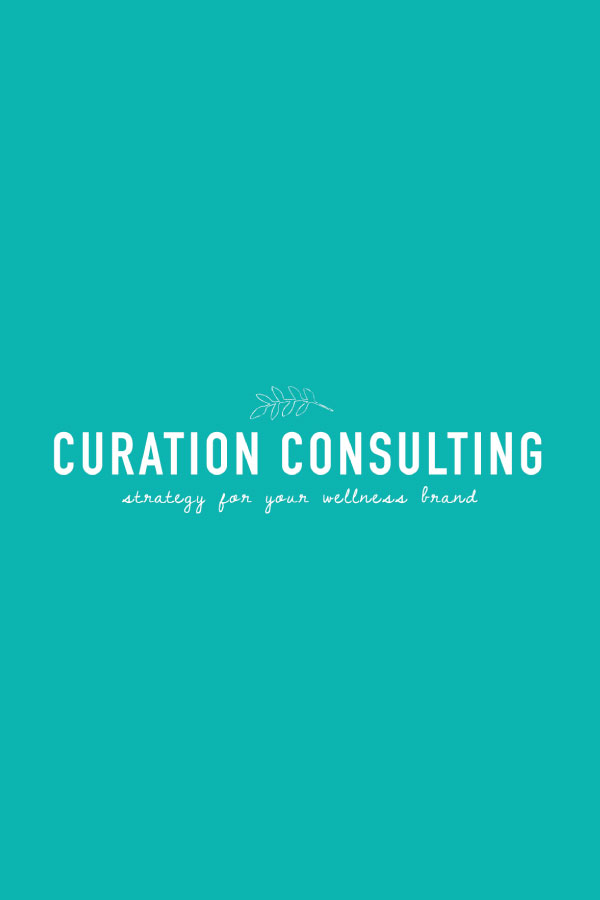 Curation Consulting – Branding