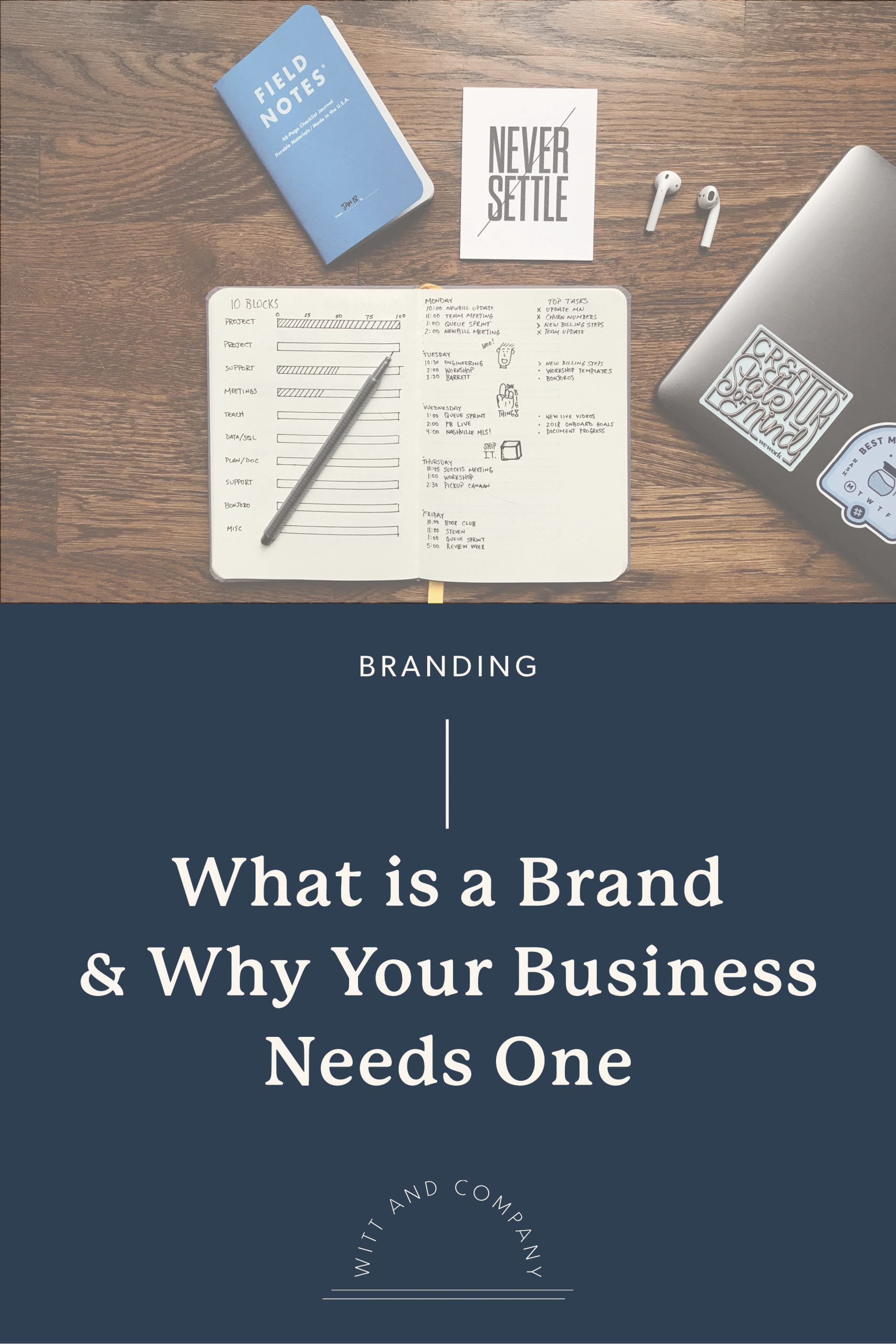 What is a Brand & Why Your Business Needs One