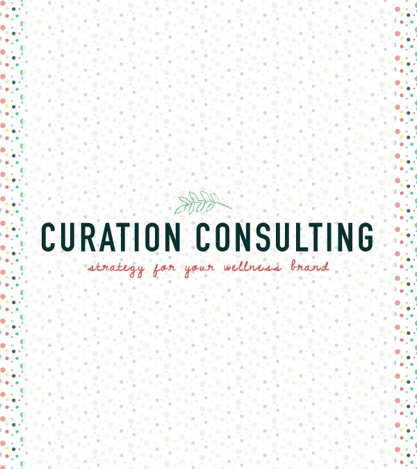Brand Reveal: Curation Consulting