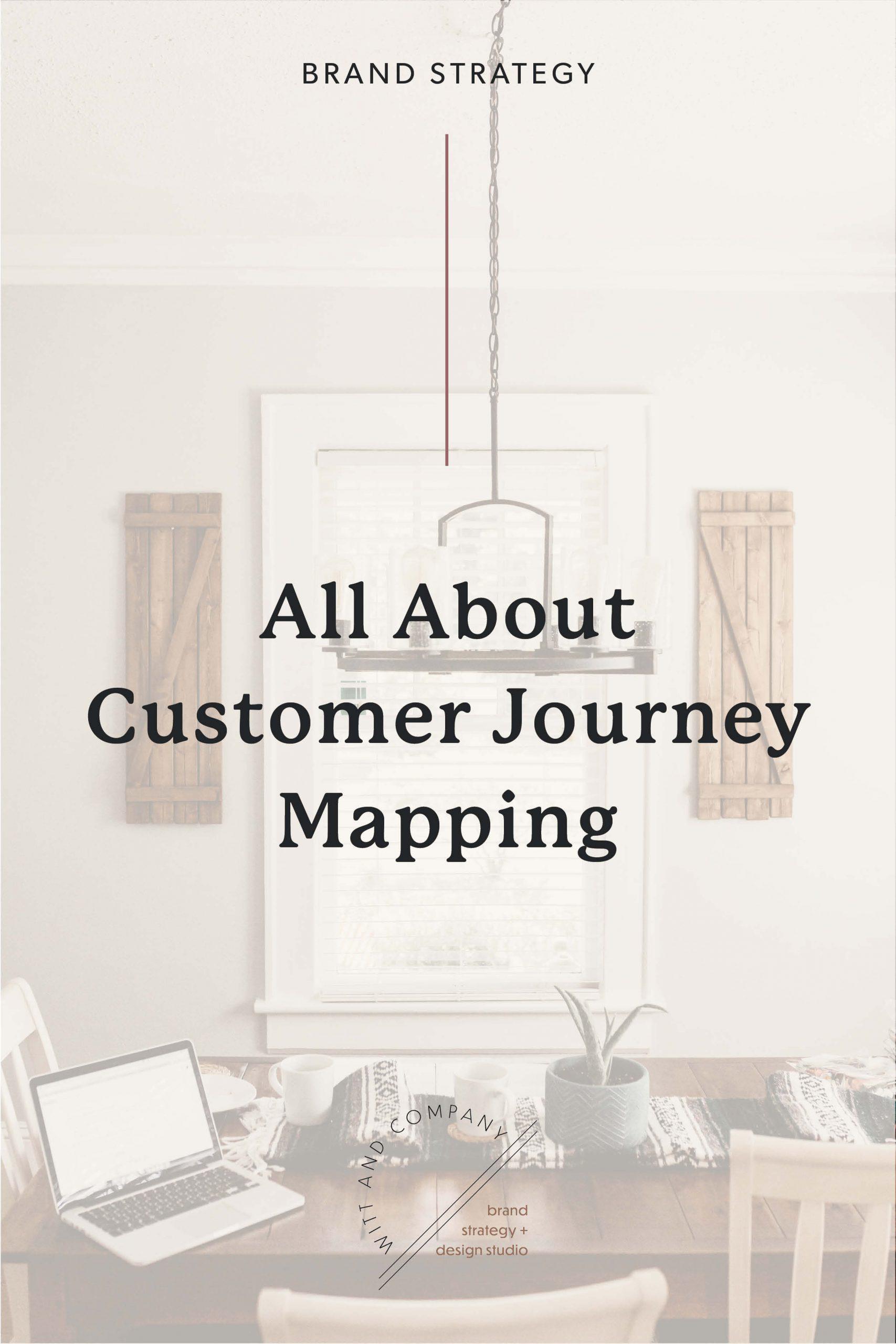 Defining Your Customer Journey