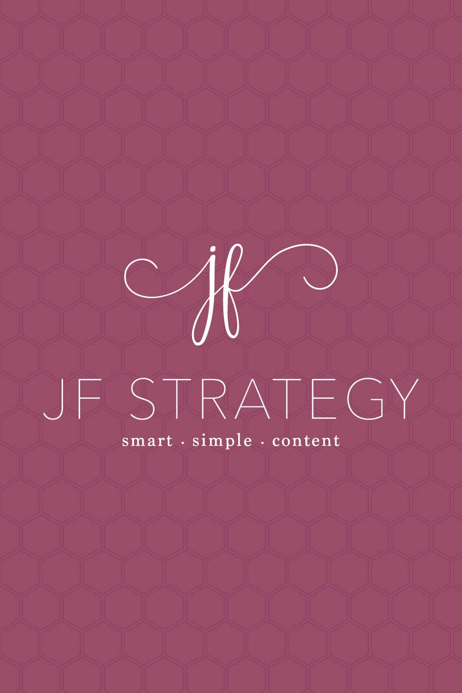 JF Strategy Brand Reveal