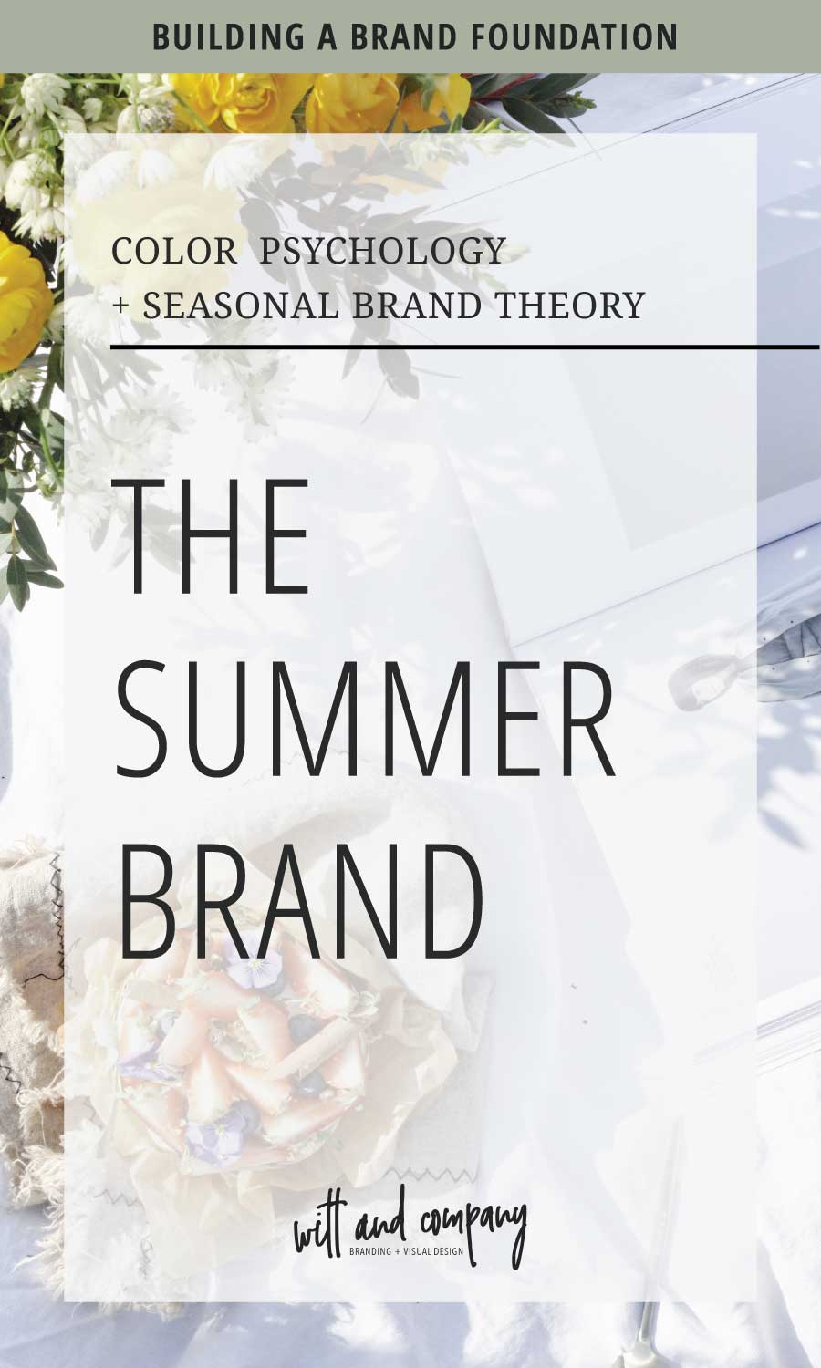 The Summer Season | Seasonal Color Theory