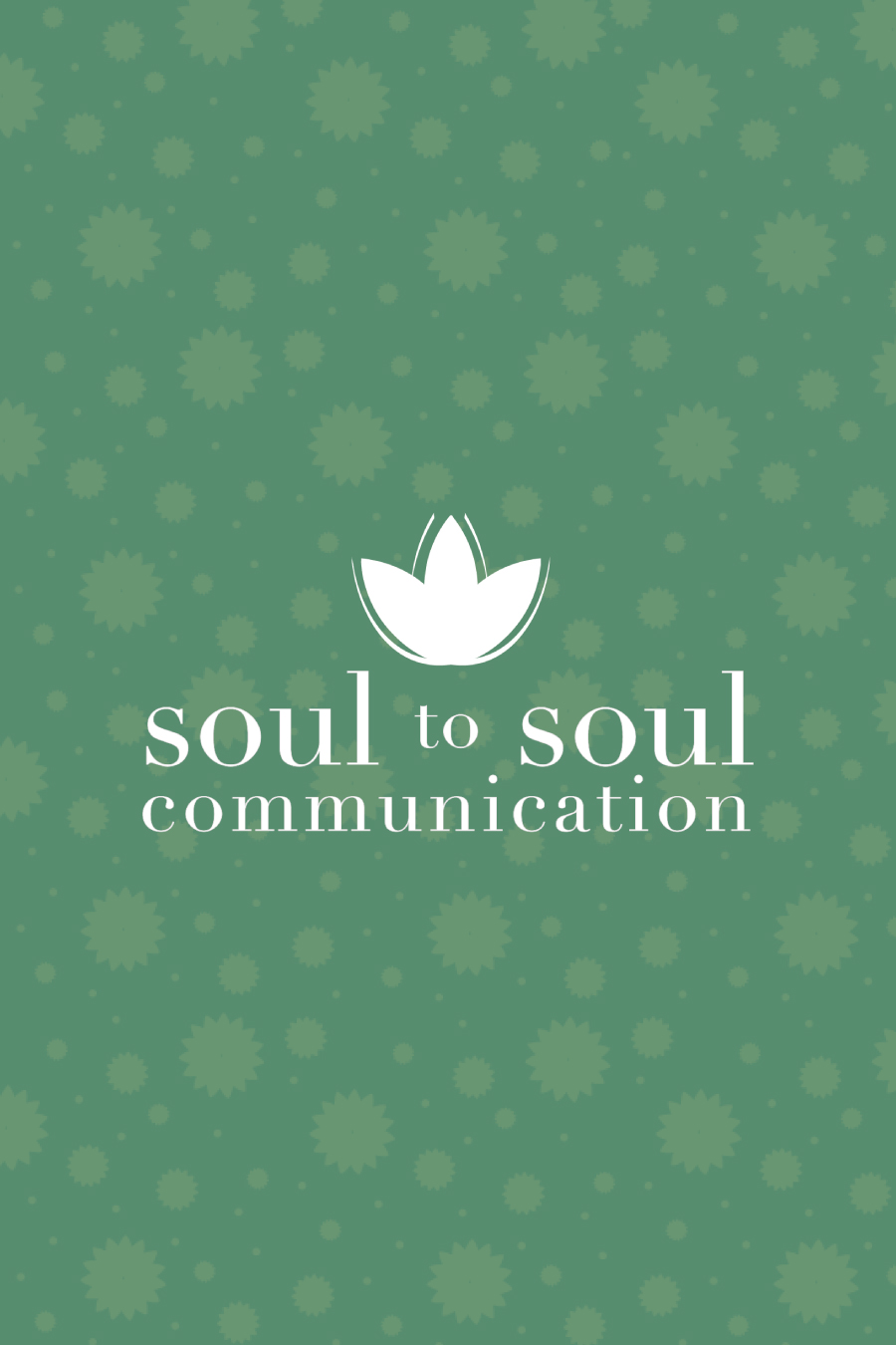 Brand Reveal: Soul to Soul Communication