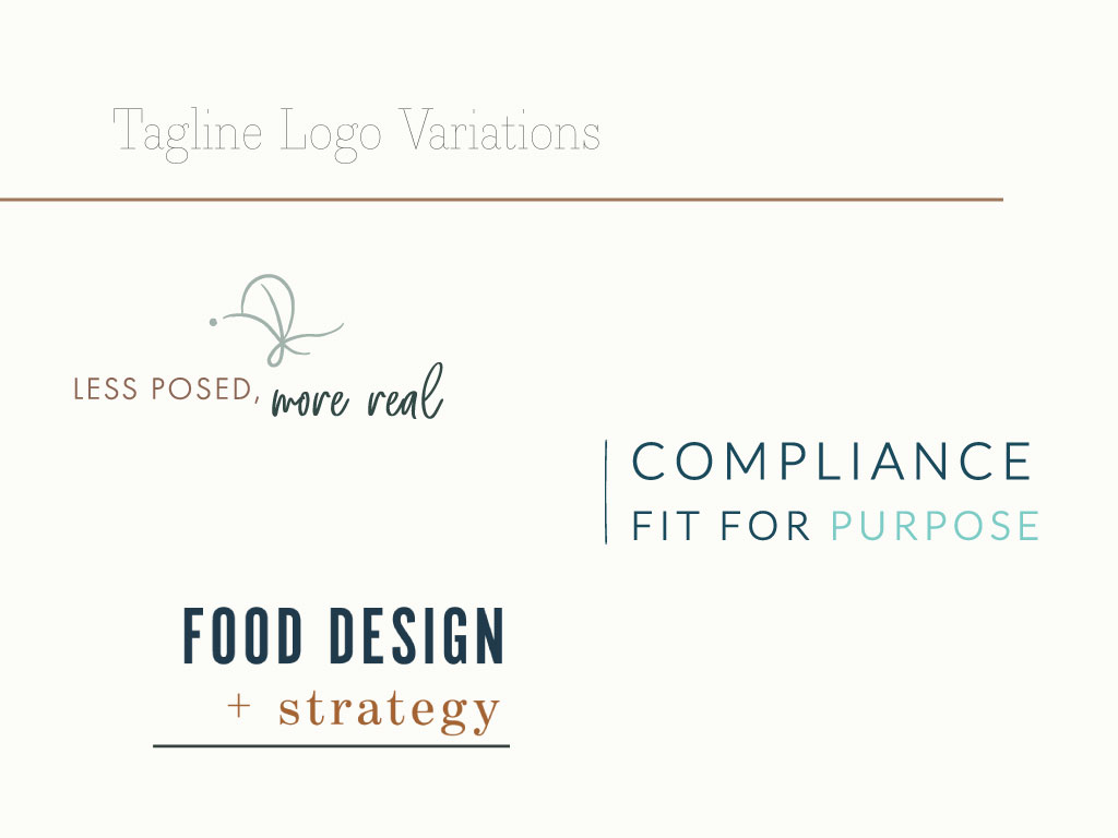 What are logo variations? Check out all the details of the different types of logos to use in your brand so that you can maintain visual brand consistency and look professional. | Logo types and uses | Witt and Company #wittandcompany #logovariations #logotype #logomark