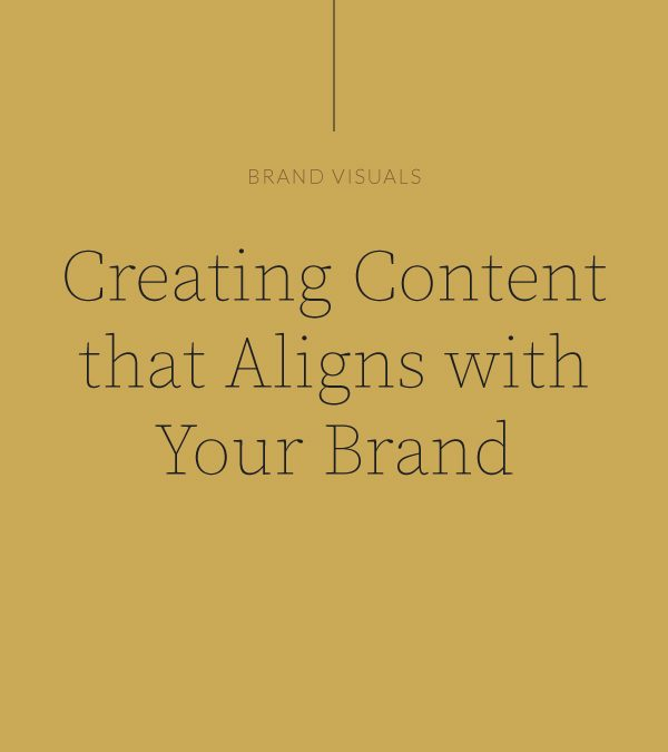 How to Create Content That is On-Brand