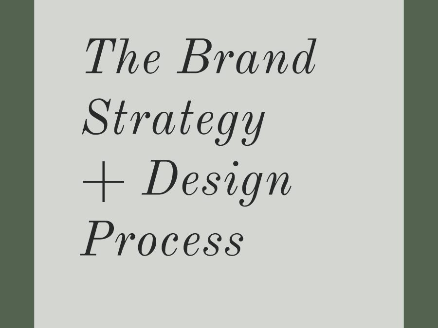 What it's Like Working with a Branding Professional – A Peek Behind the Witt and Company Branding Process