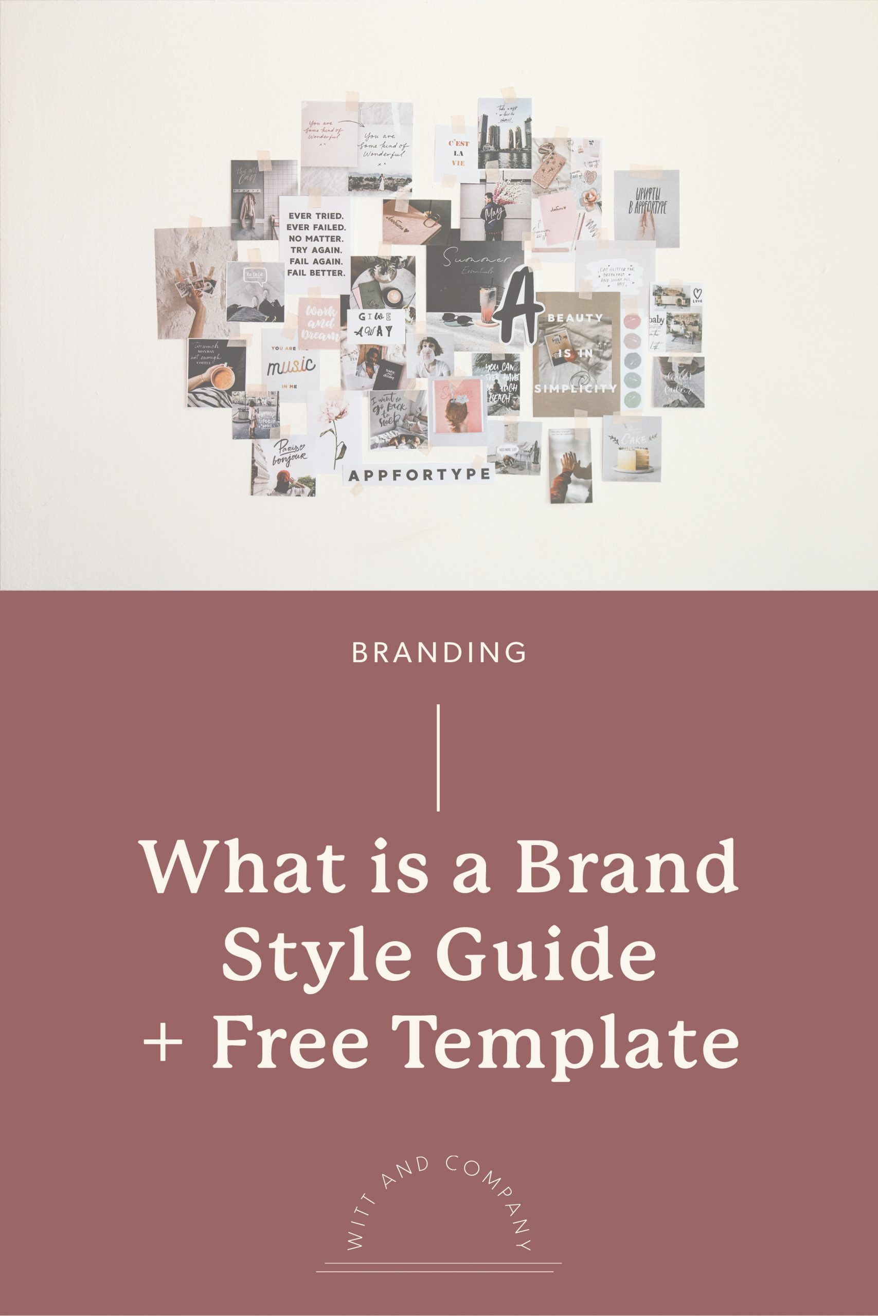 How to Create a Brand Style Guide + Free Style Guide Template
