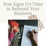 Five Signs It's Time to Rebrand Your Business | Witt and Company