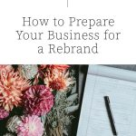 How to Prepare Your Service-Based Business for a Rebrand