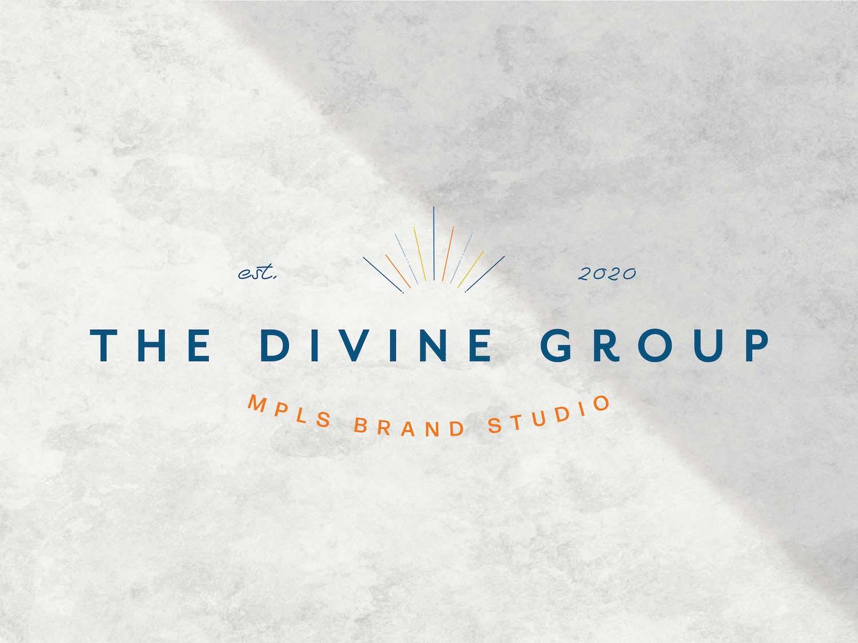 Brand Agency Logo Design