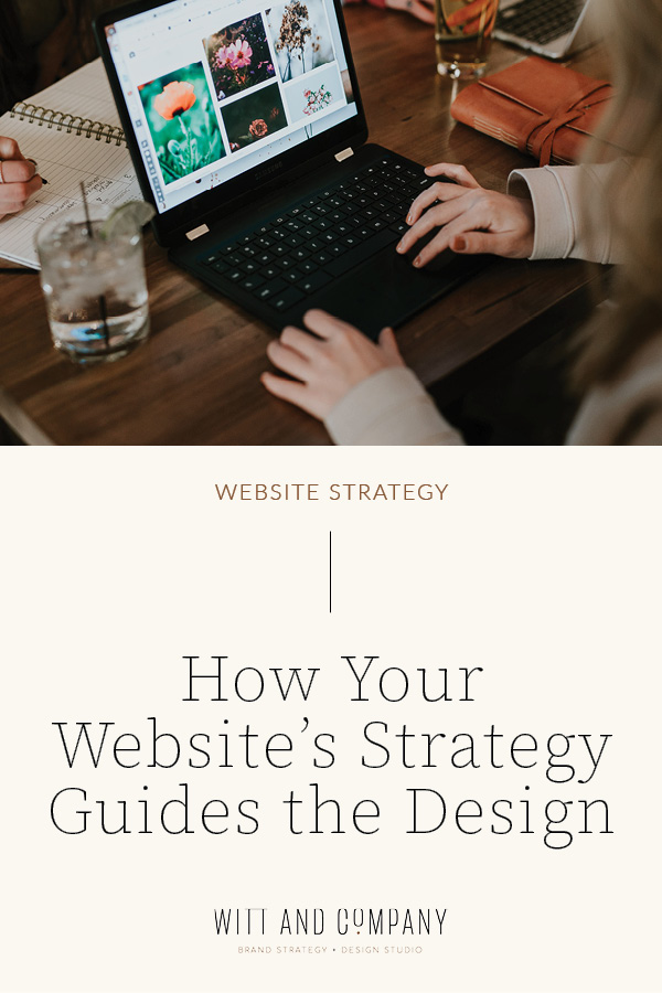 Part Two: The Ultimate How-To Guide for Creating a Website Strategy