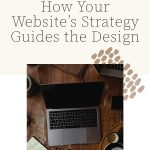 How Your Website's Strategy Guides the Design | Witt and Company