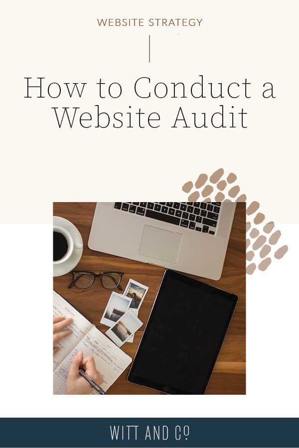 How to Perform a Website Audit