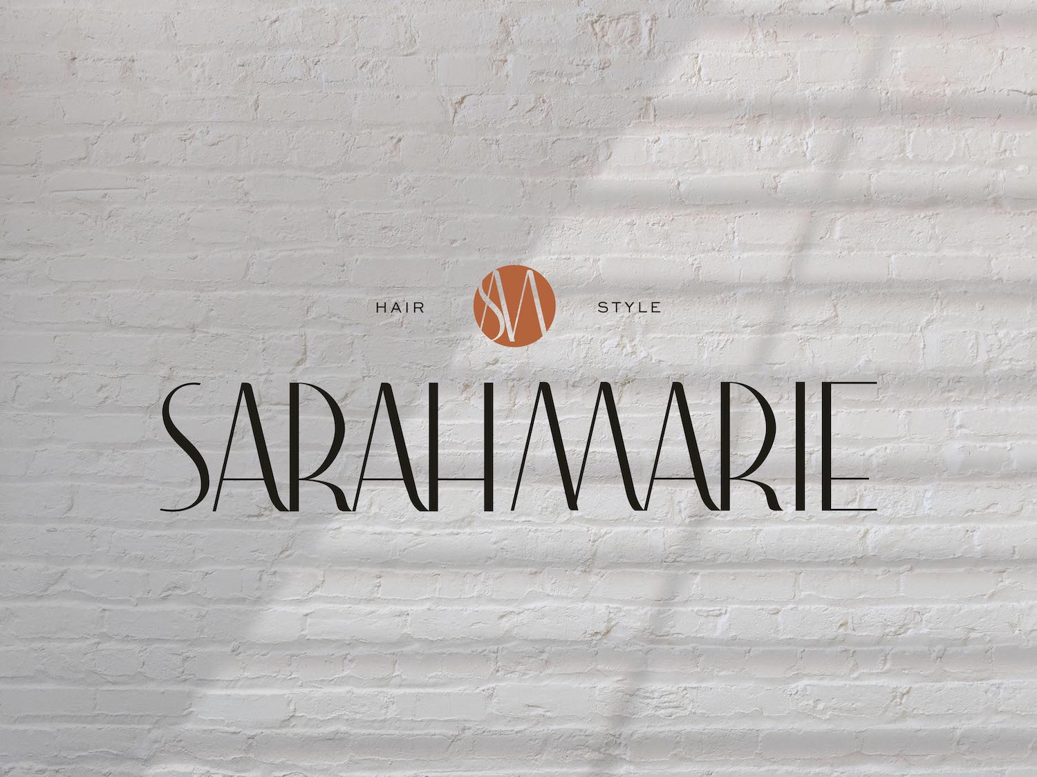 Sarah Marie Custom Brand Design | Witt and Company