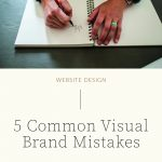 Five Common Visual Brand Mistakes | Witt and Company