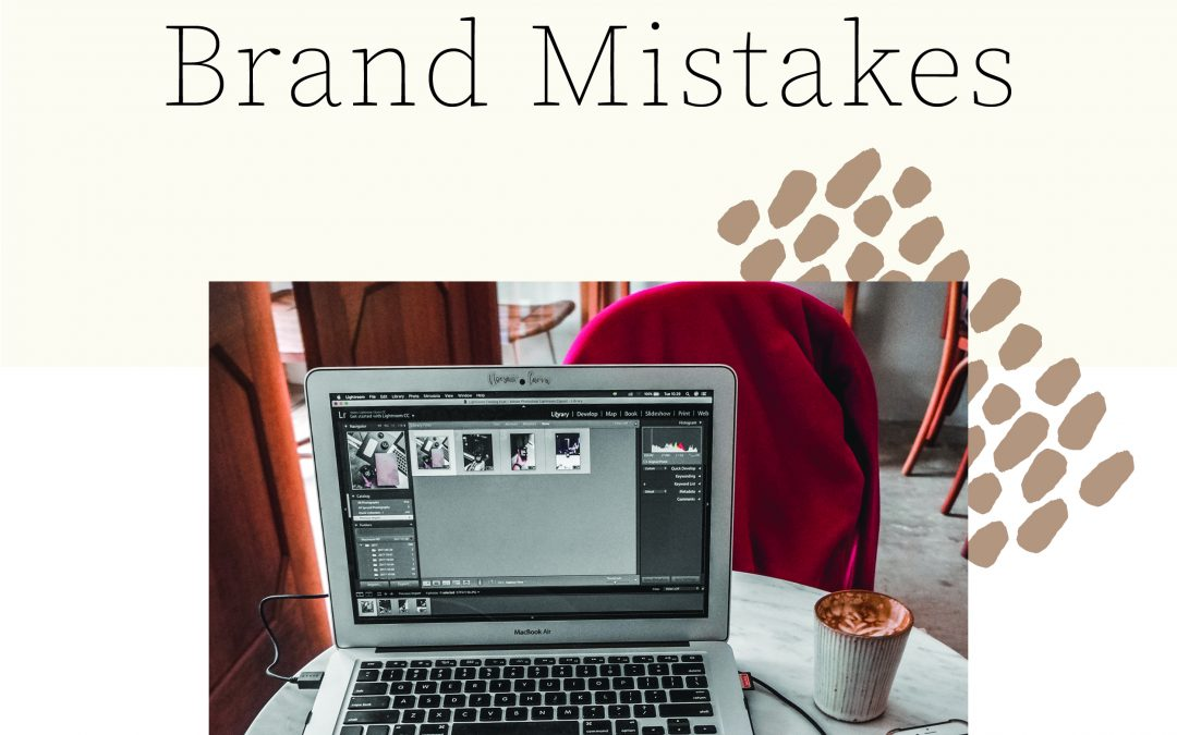 Five Common Visual Brand Mistakes