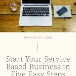 How to Start a Service Based Business | Witt and Company