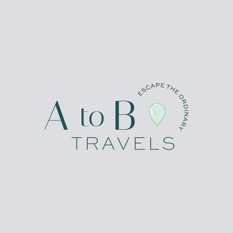 A to B Secondary Logo