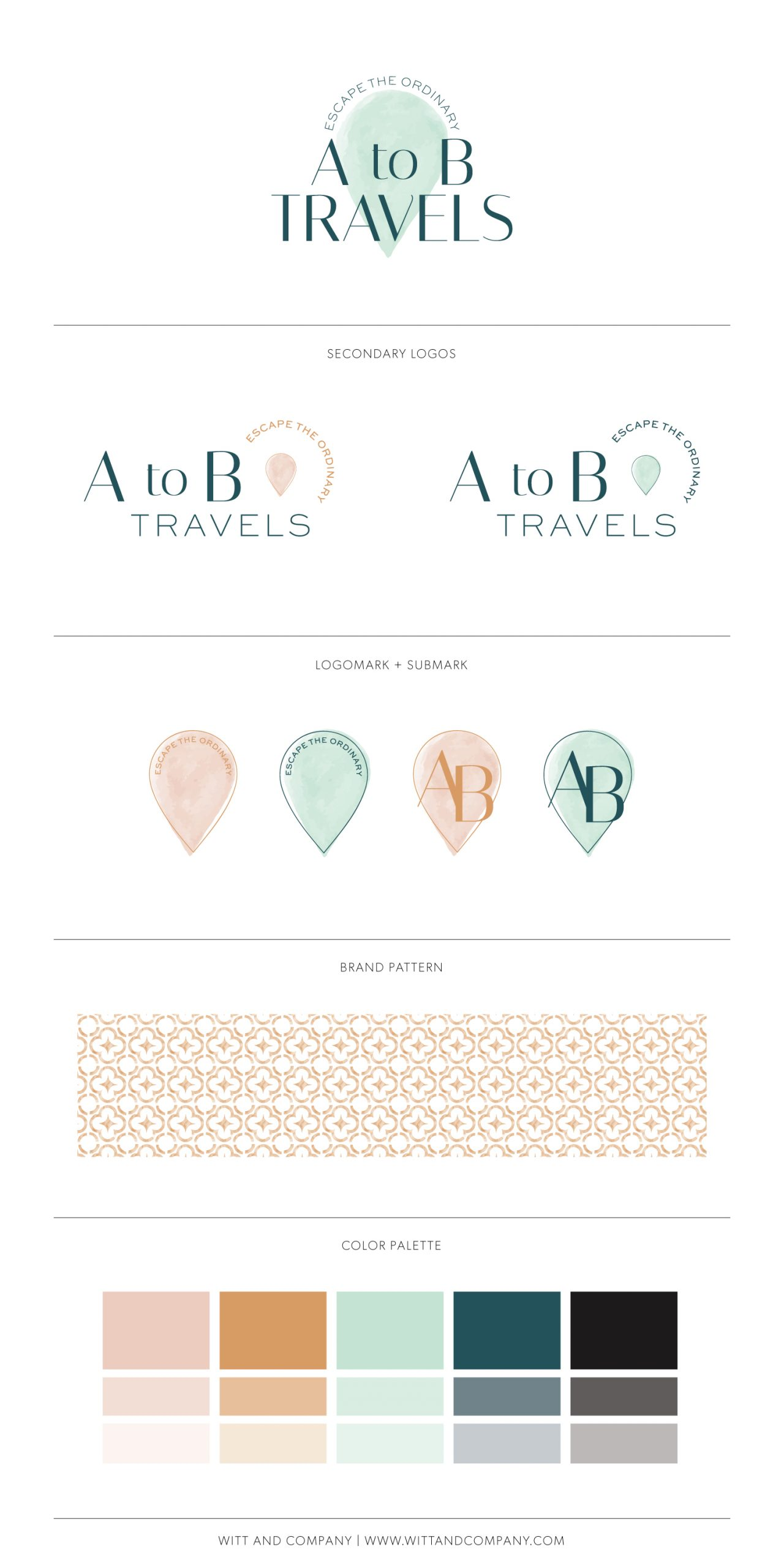 A to B Travel style guide