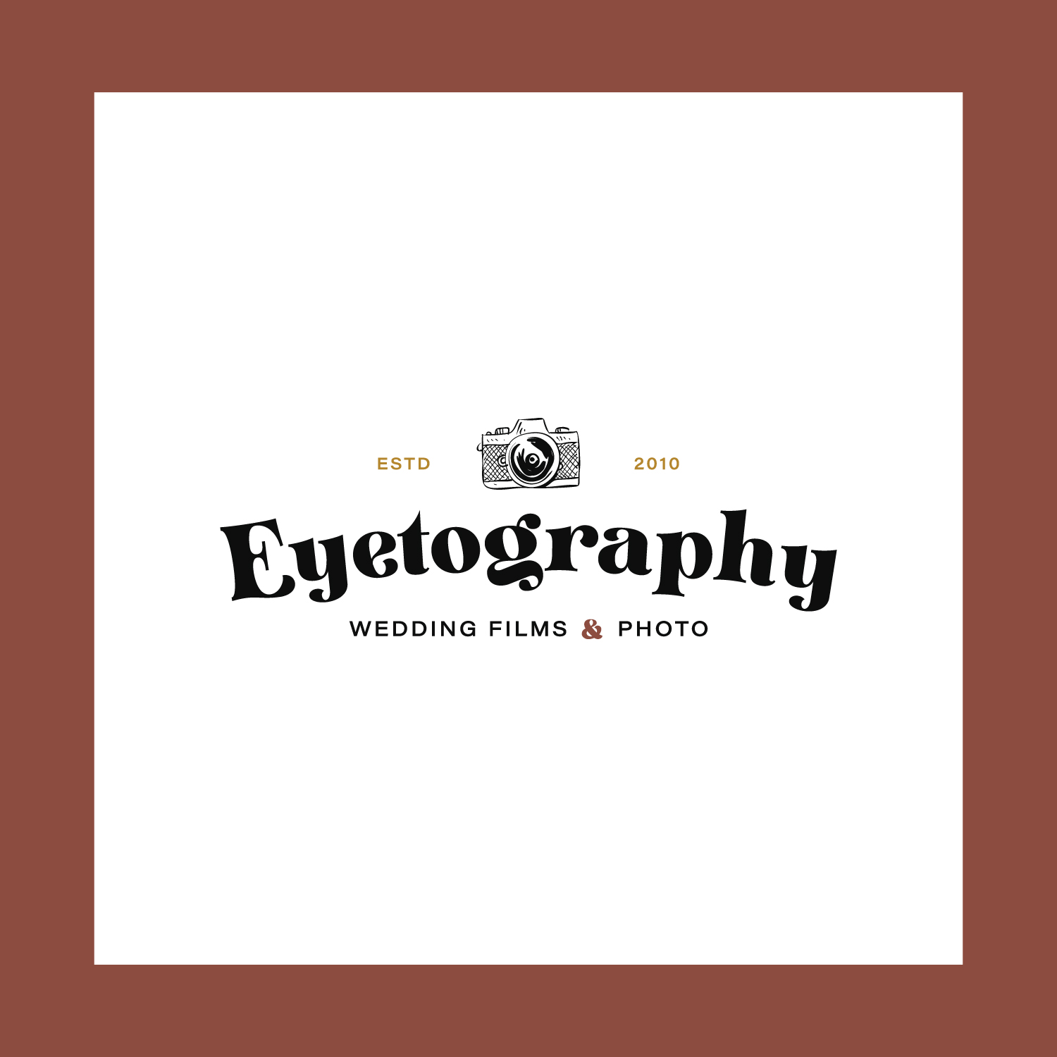 Eyetography primary logo in color